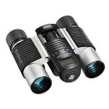 Sharper Image 10x25 Digital UV Binoculars/Camera:LCD display conveniently keeps track of your photo count.